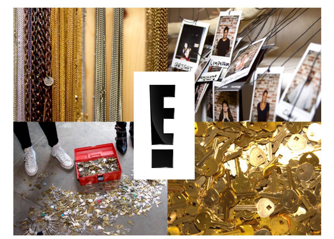 E! News: The Giving Keys.  Shop The Giving Keys.