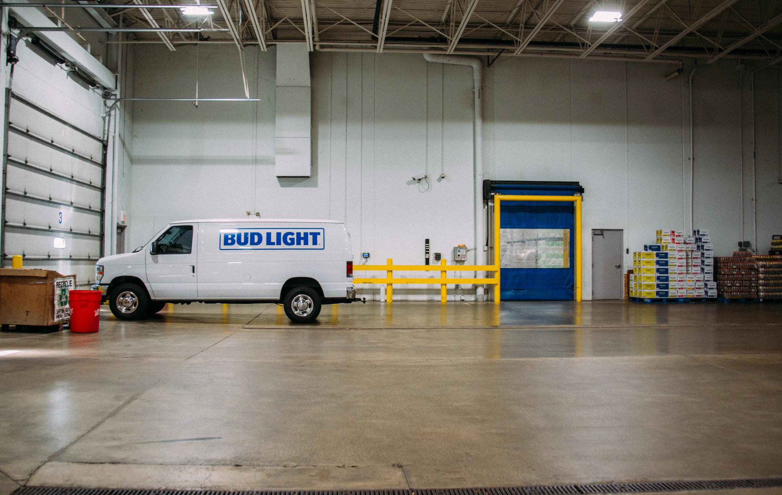 Interior Warehouse