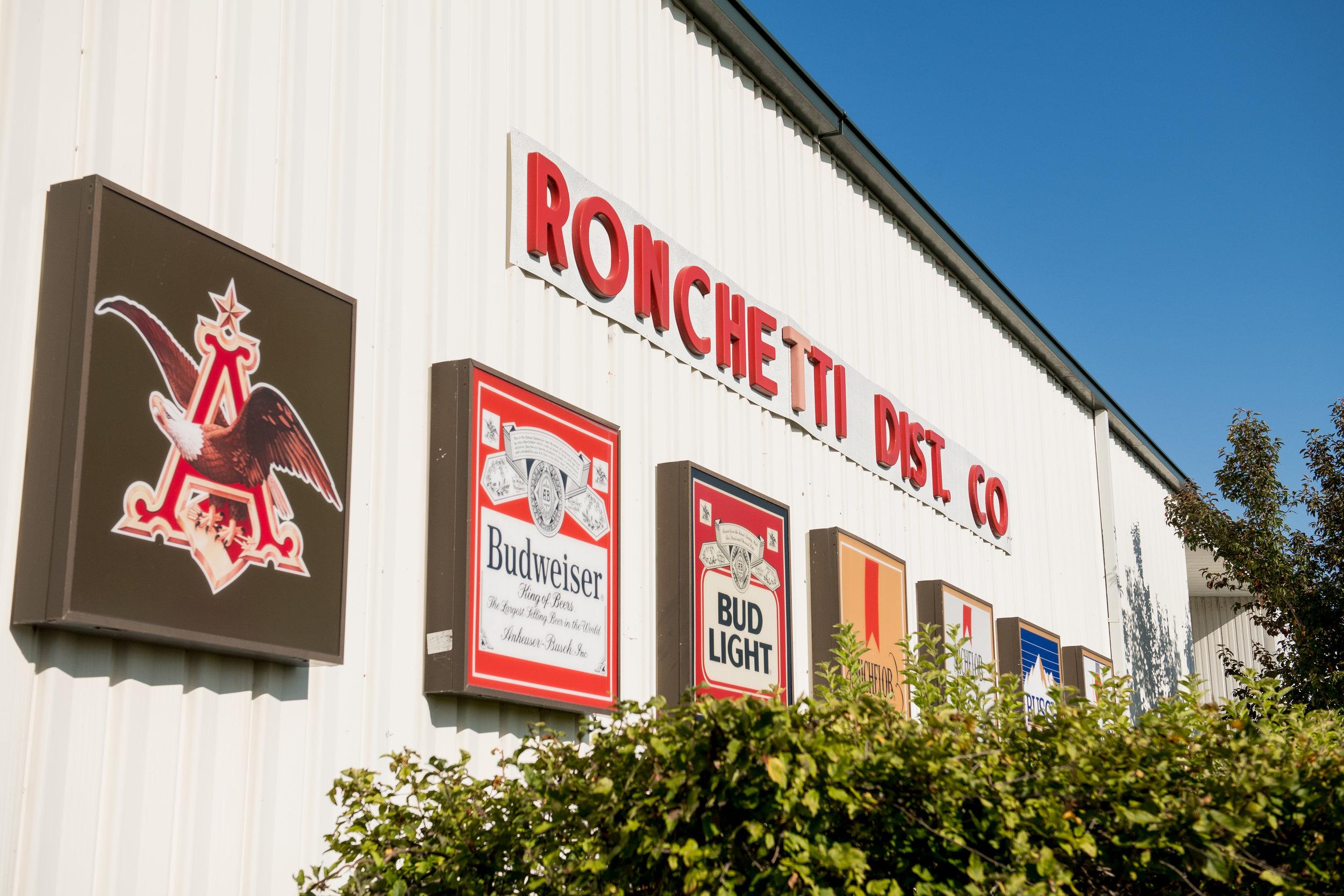 Ronchetti building