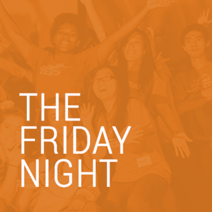 """If you're in town, join us for our Friday night Bible studies, also called """"The Friday Night."""" This  FRIDAY (7/19) , we will be having dinner by small groups, and then meeting altogether at  7:30 PM ! If you would like to join for dinner but are not sure where to meet,  contact us here .   LOCATION 