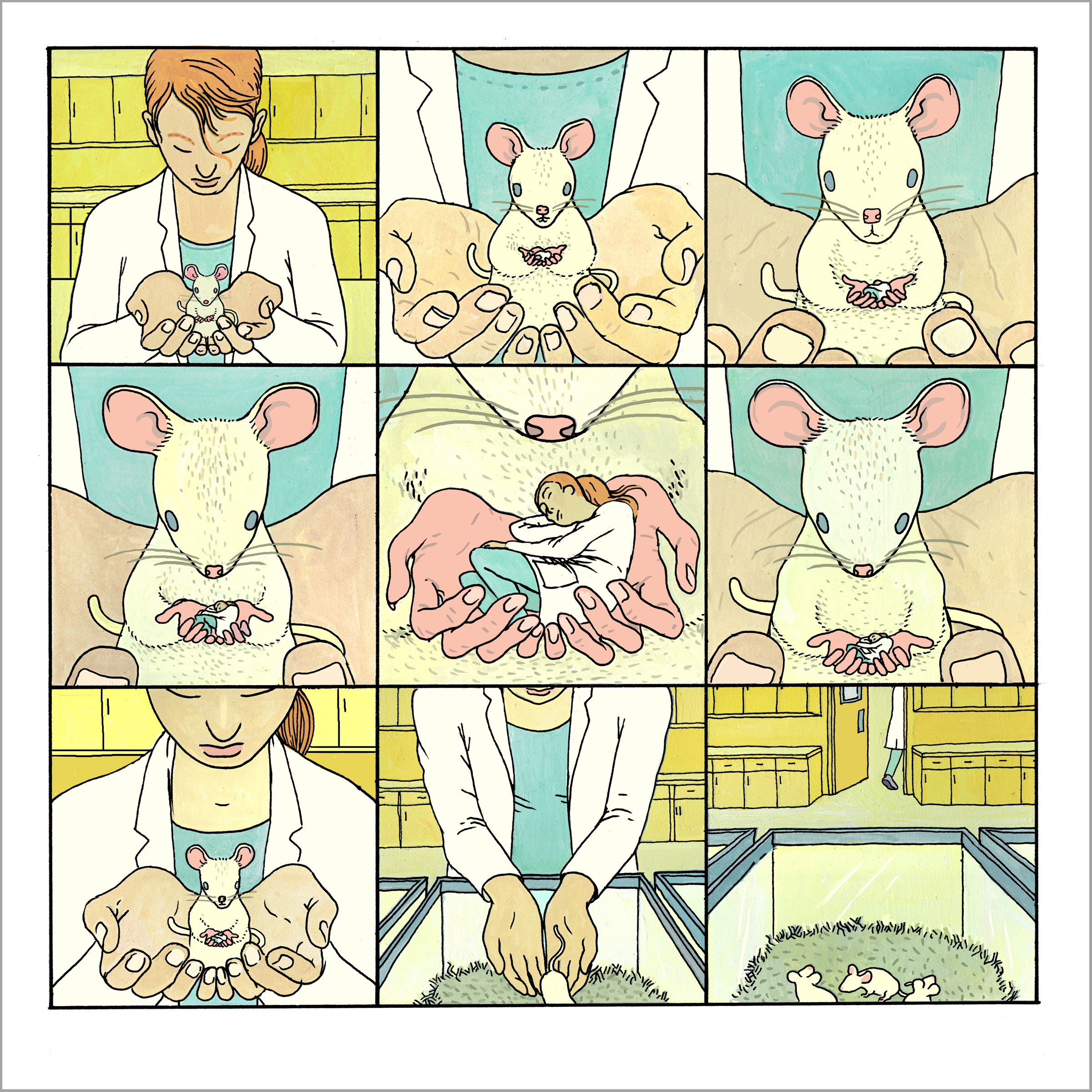 Mice and Mothers