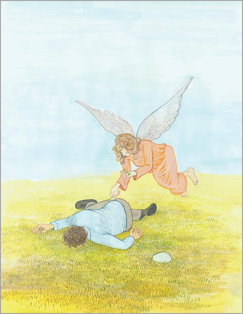 Angel Pickpocket