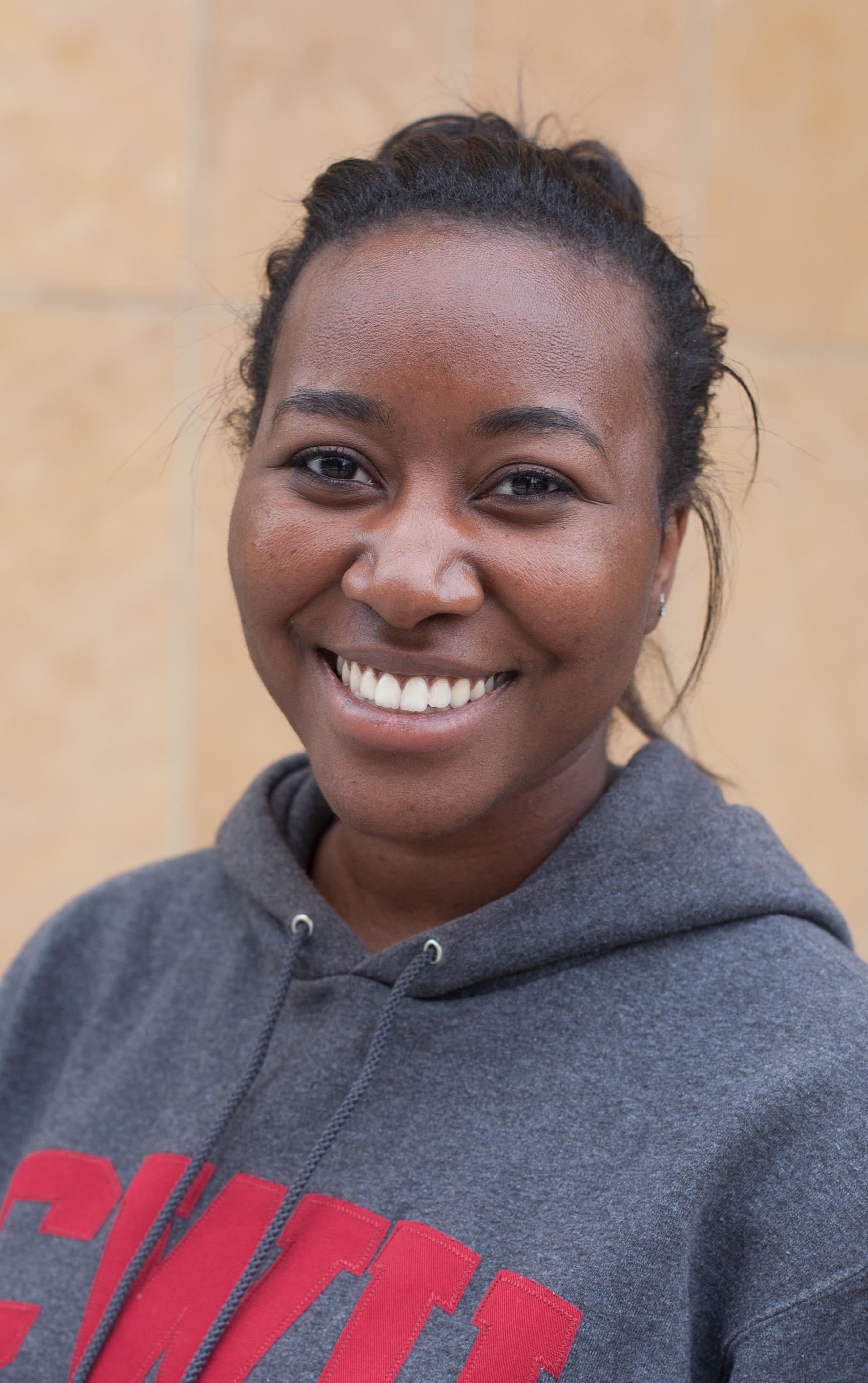 Simone Corbett, Assistant Editor