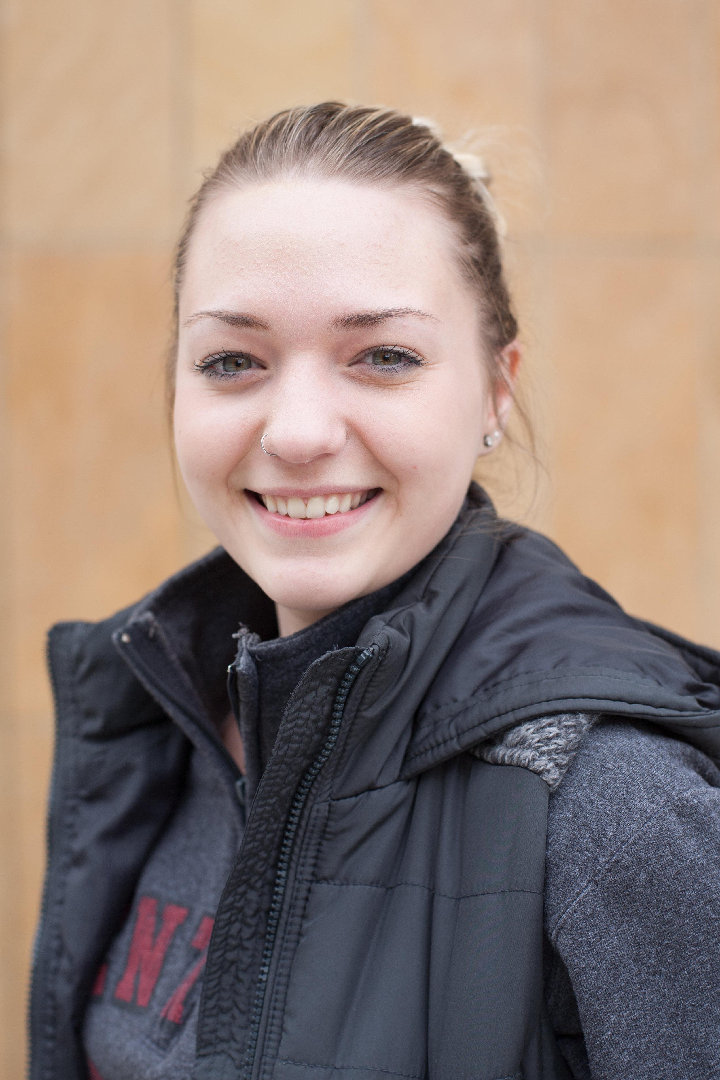 Maddie Bush, Graphic Designer