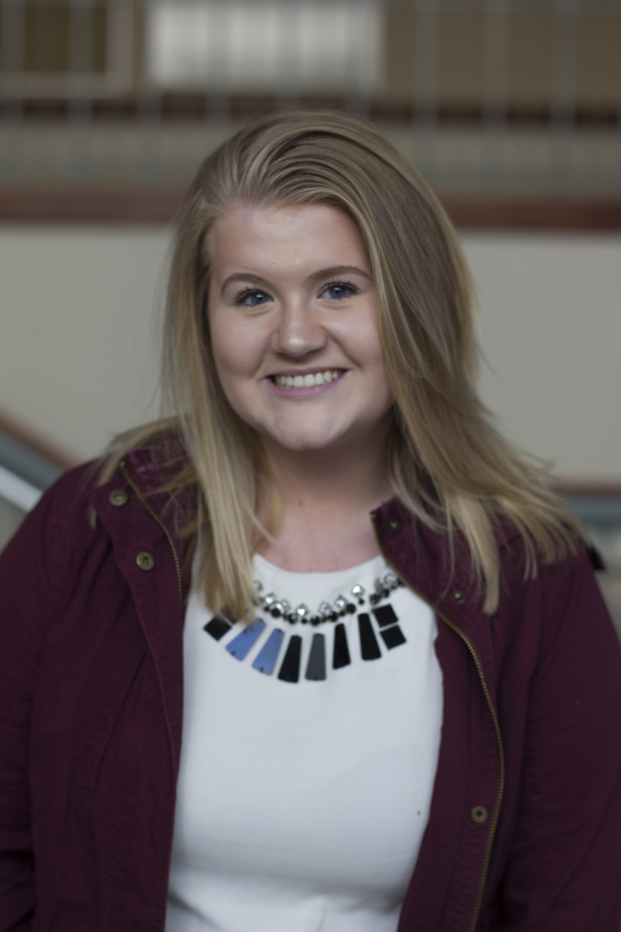 Bailee Wicks, Assistant Editor