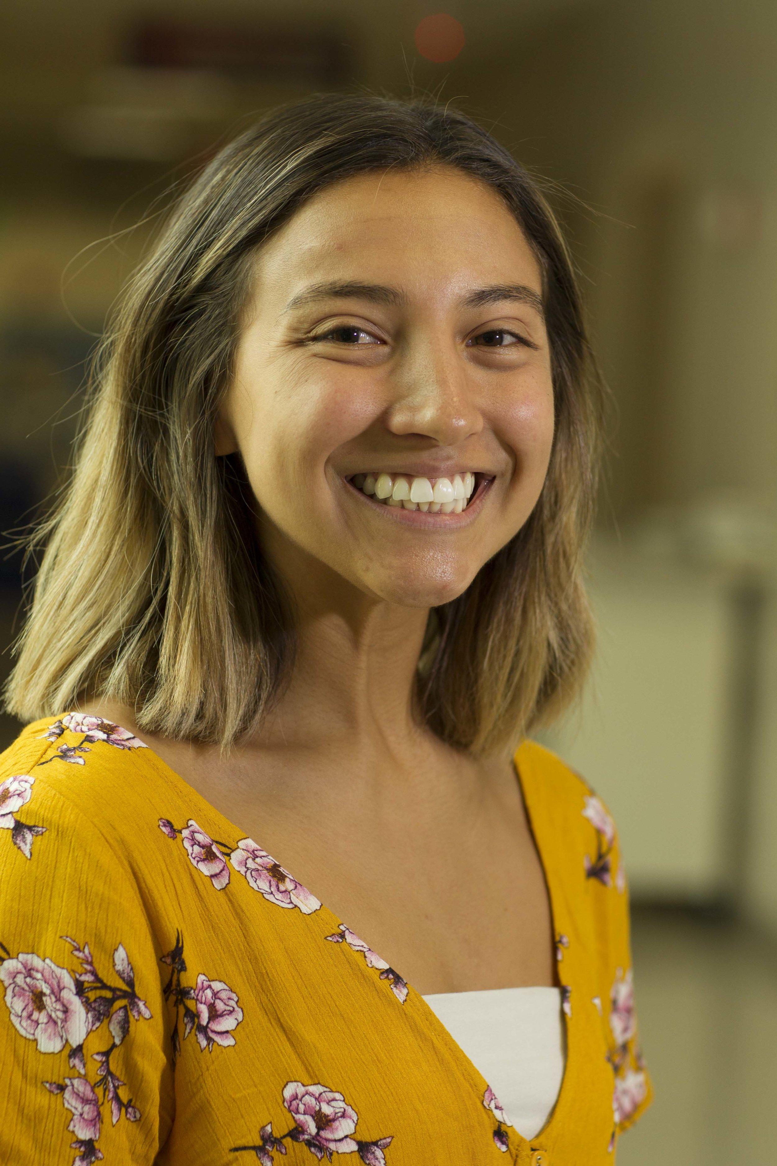 Editor-in-Chief | Nicole Trejo-Valli