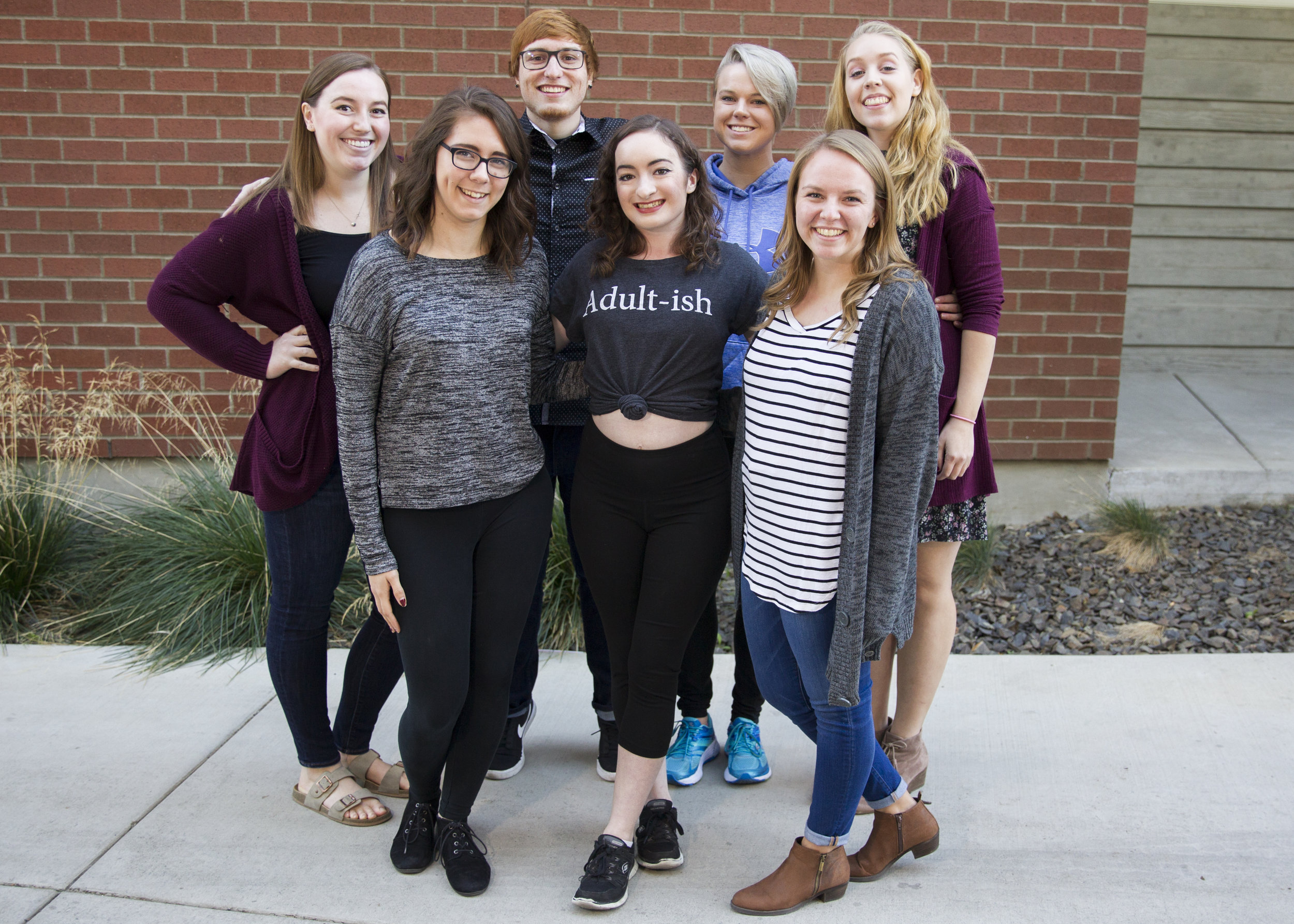 PULSE Leadership Staff, Fall 2017  Photo Credit: Jack Lambart