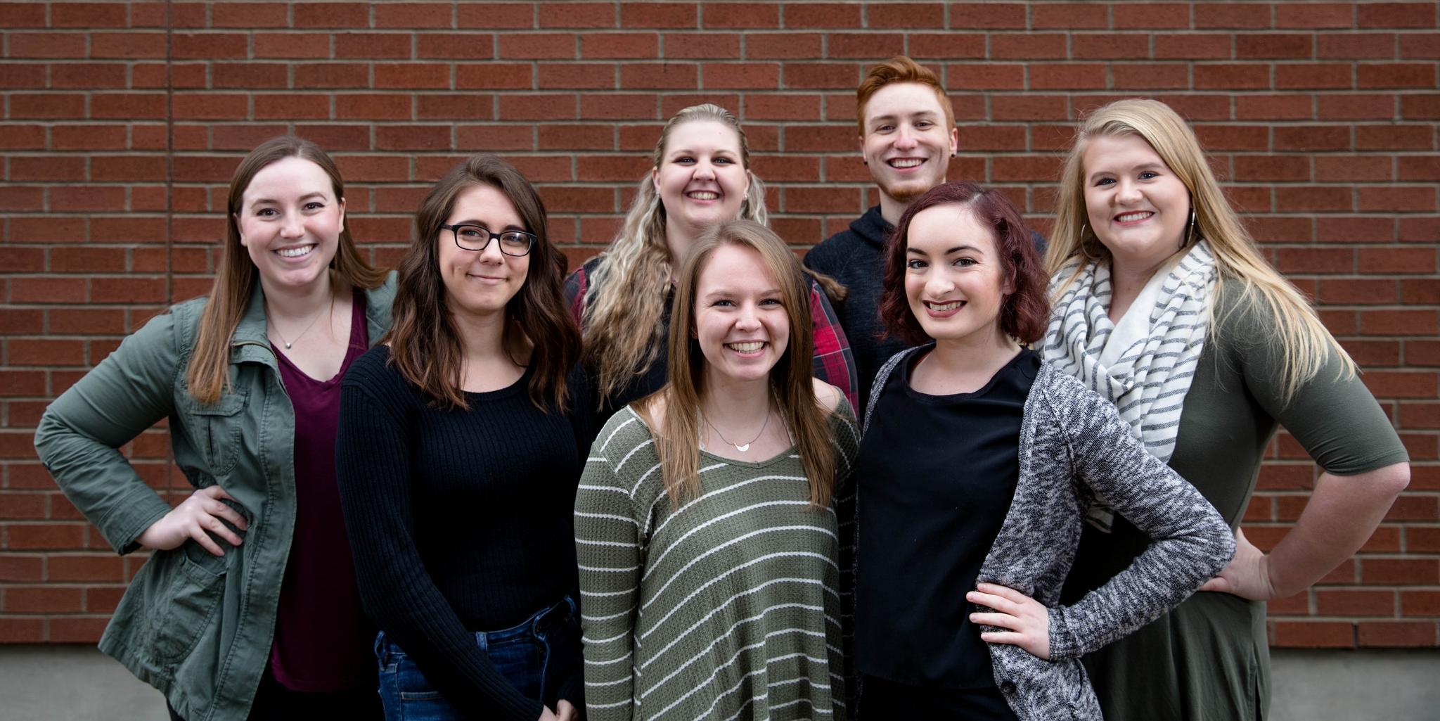 PULSE Leadership Staff, Winter 2018