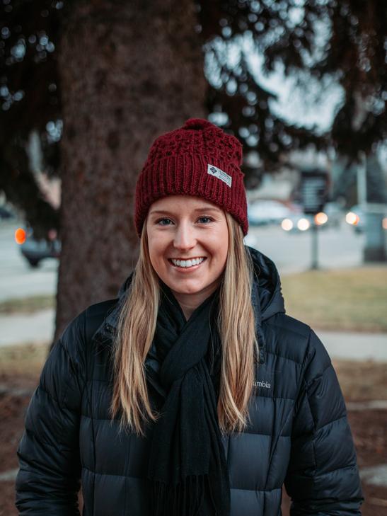 Social Media Manager | Molly Nutt
