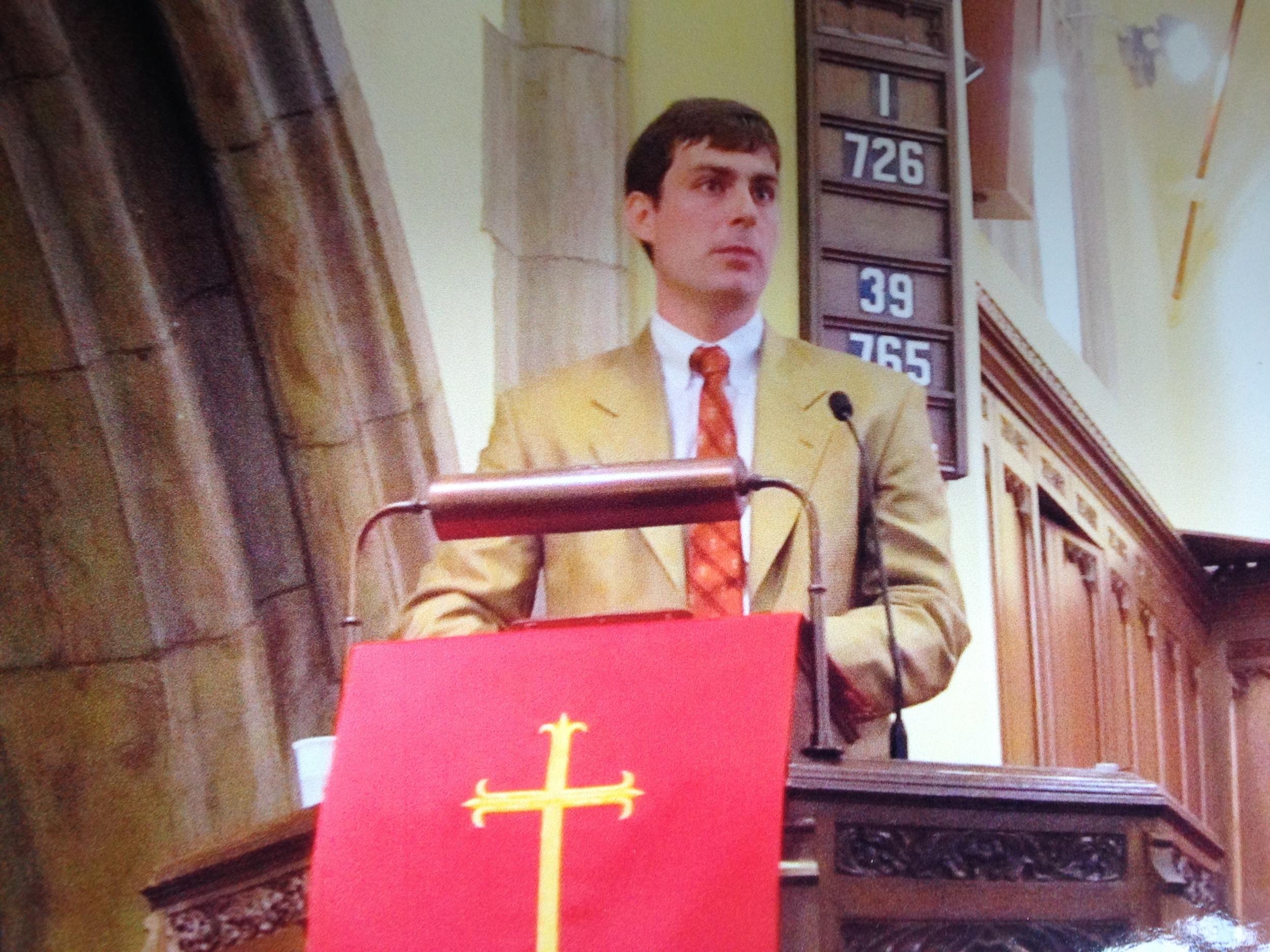 Installation Preacher.JPG