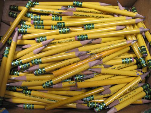PencilsBeginner