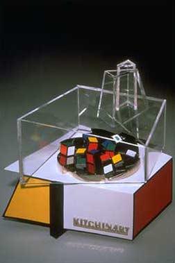 'Cubist Futurism'