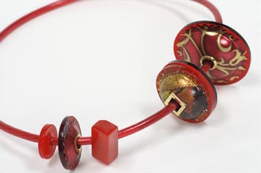 Identity-necklace-red-3-beads