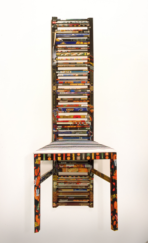 Chair Sculpture Series