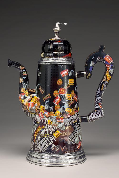 Teapots, Coffeepots, Chocolate Pots
