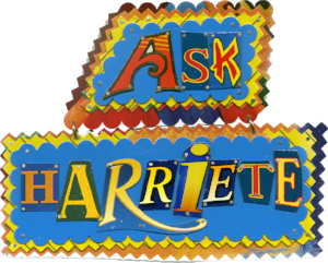 ASK Harriete offers advice and professional guidance to the arts and crafts community.