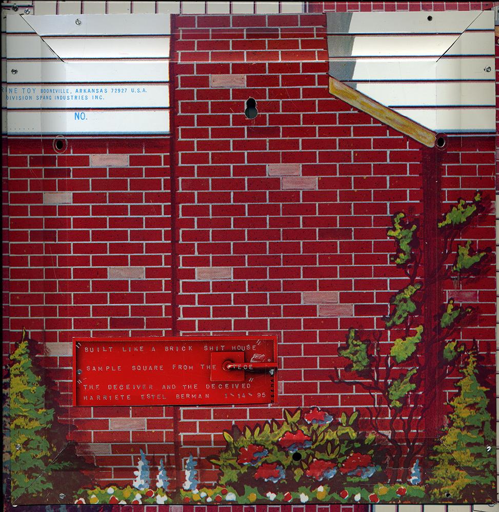Build Like a Brick Shit House