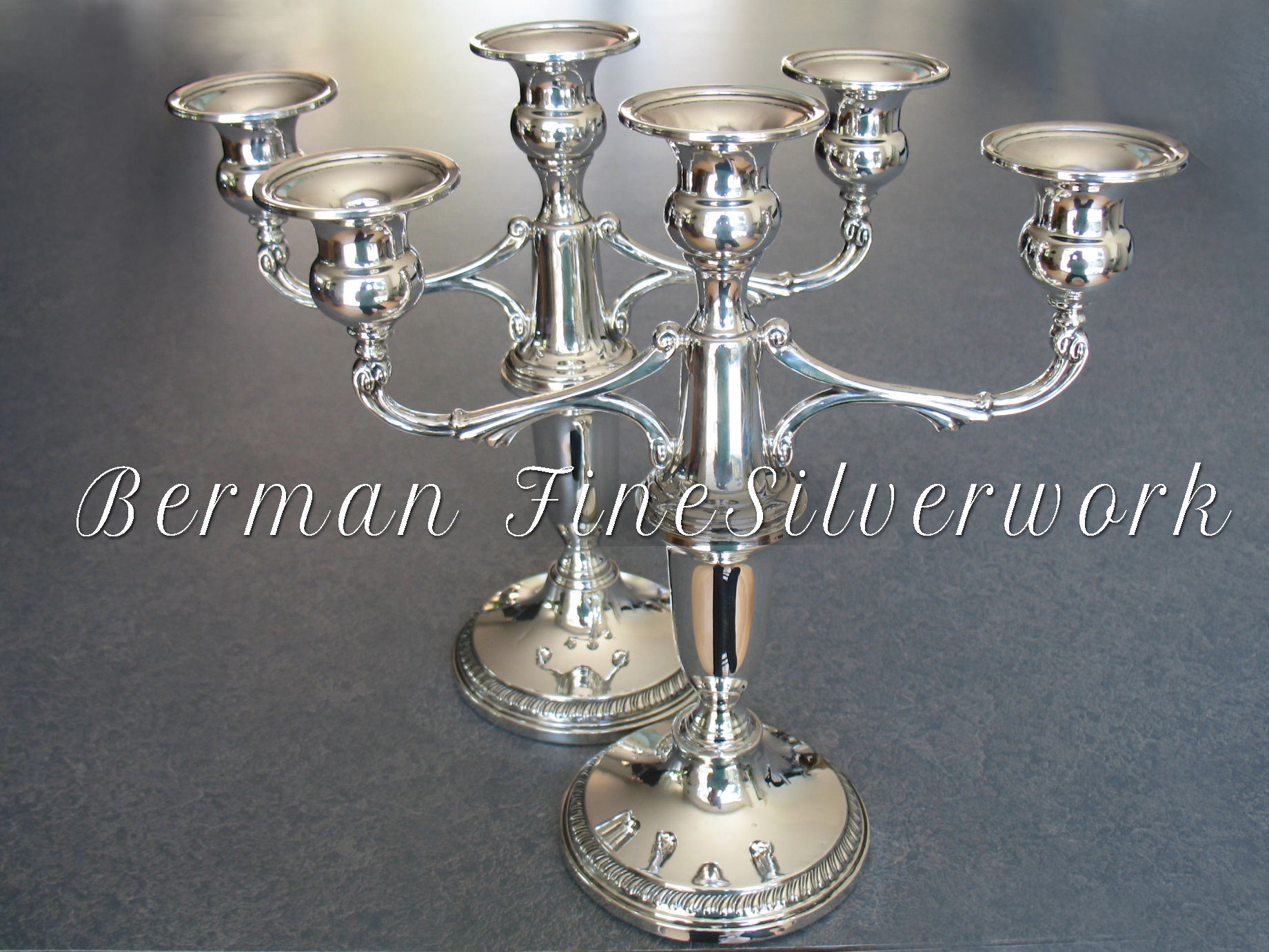 Berman Fine Silvework  silver repair and restoration