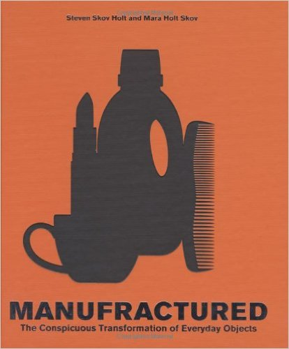 Manufractured: The Conspicuous Transformation of Everyday Objects        This books has a whole chapter about my work.