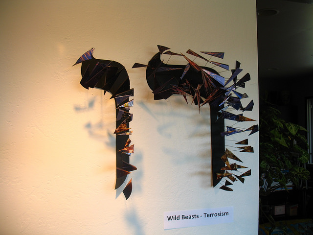 Wild Beasts - Terrorism In Progress