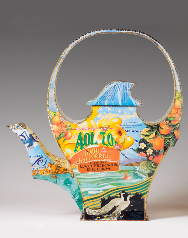 California Dream - Teapot