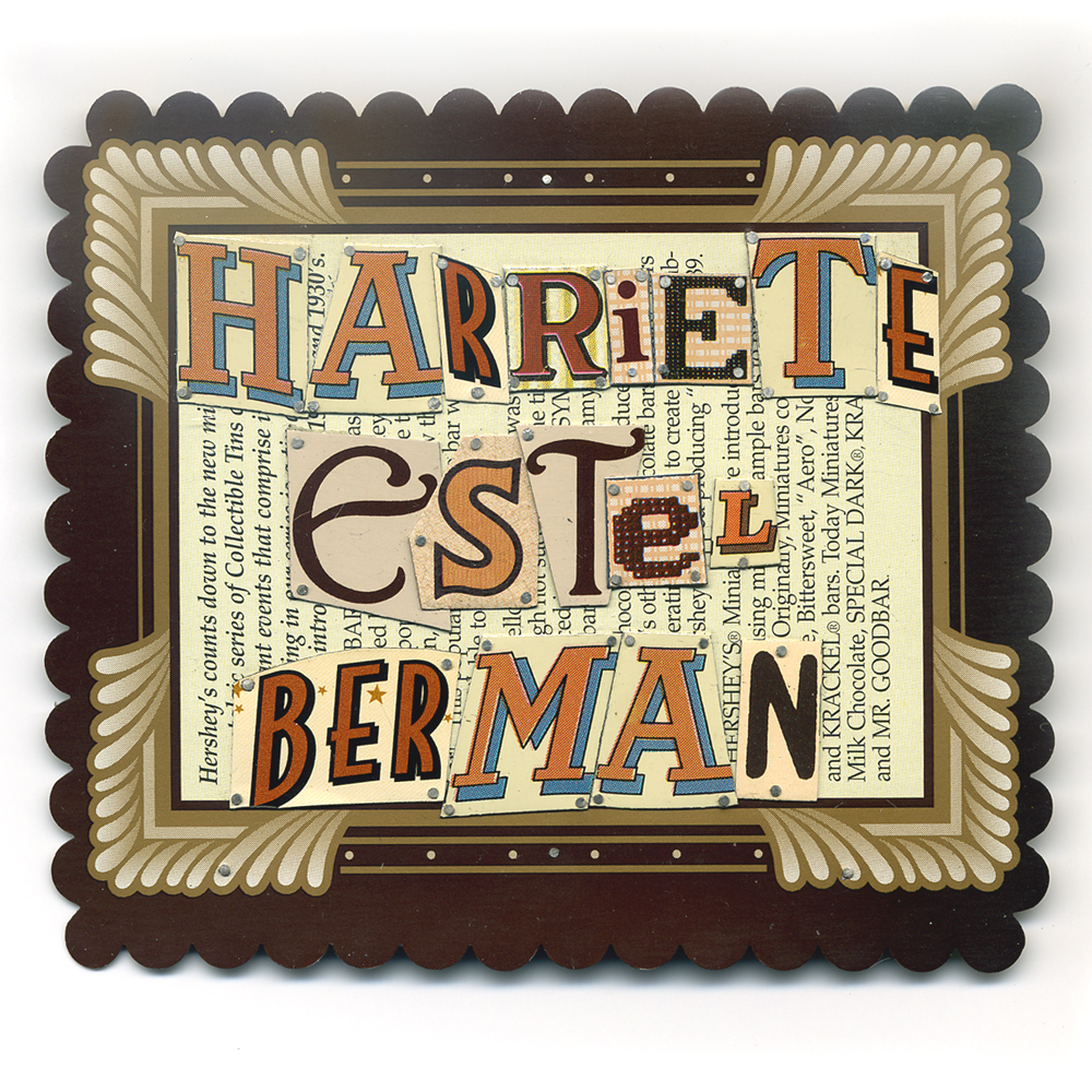 Interview with Harriete Estel Berman