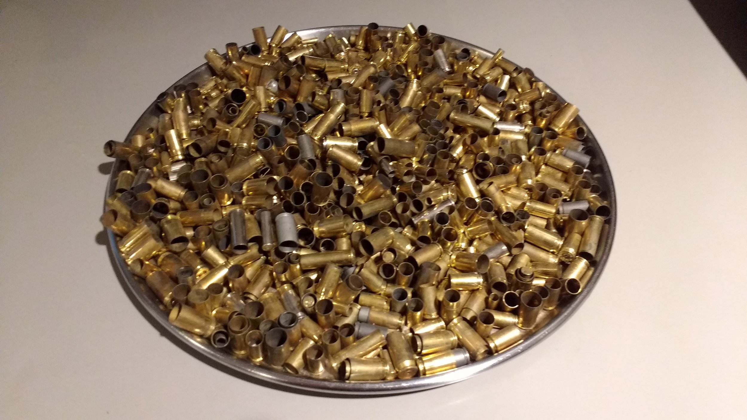Shell Casings from bullets