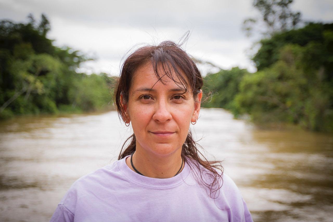 Alejandra Duarte, Community Outreach