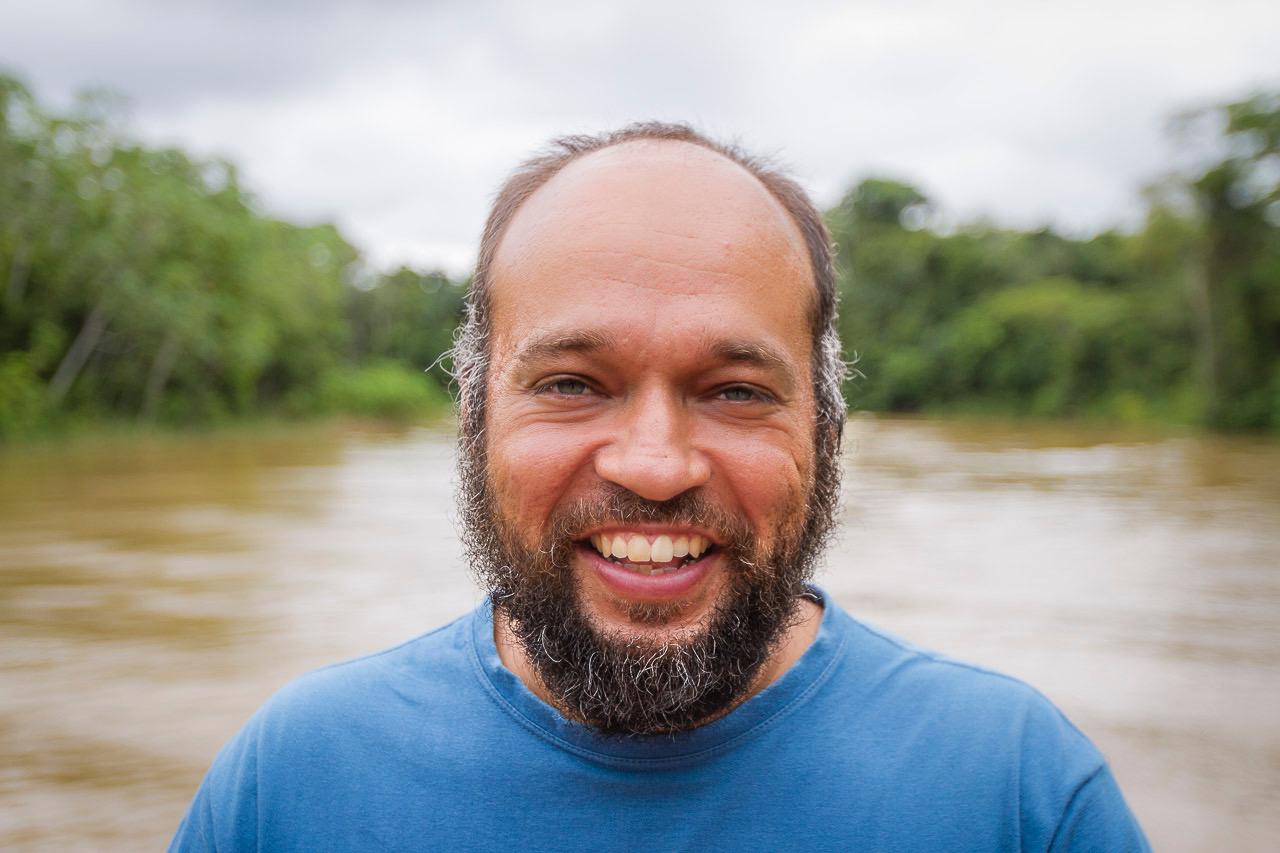 Felipe Ennes Silva, ABD, Co-Leader