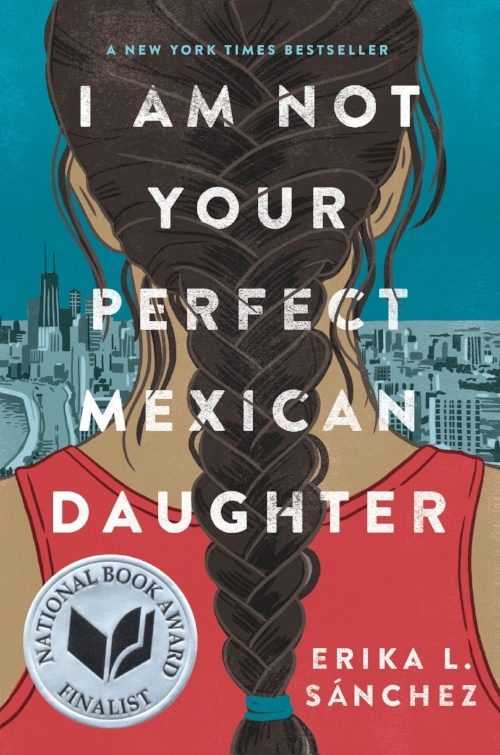 #browngirlwrites I am Not Your Perfect Mexican Daughter by Erika L. Sanchez book review by Ananya Vahal.