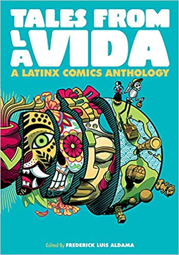 #browngirlwrites Frederick Lusi Aldama Tales From La Vida book review by Ananya Vahal.