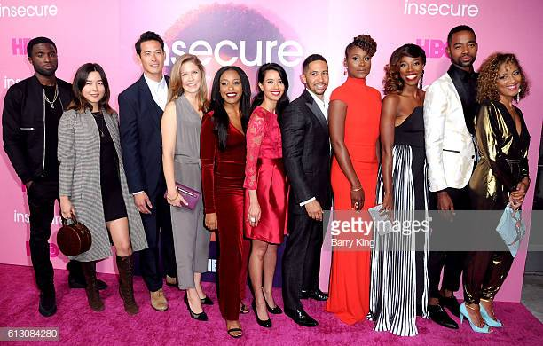 Creator:  Barry King  Credit:  Getty Images via https://www.gettyimages.com/detail/news-photo/actors-ylan-noel-maya-erskine-ivan-shaw-lisa-joyce-news-photo/613084280