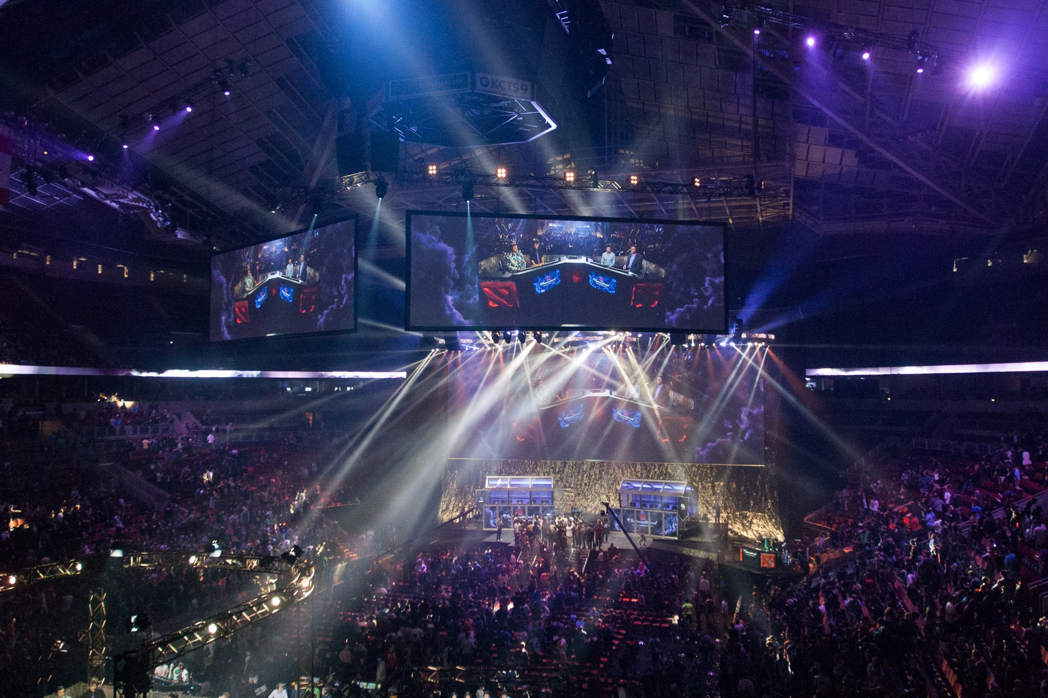 The Skoltech Esports Academy will train e-athletes to take home the gold in major international tournaments. Photo credit: Jakob Wells/Wikimedia Commons