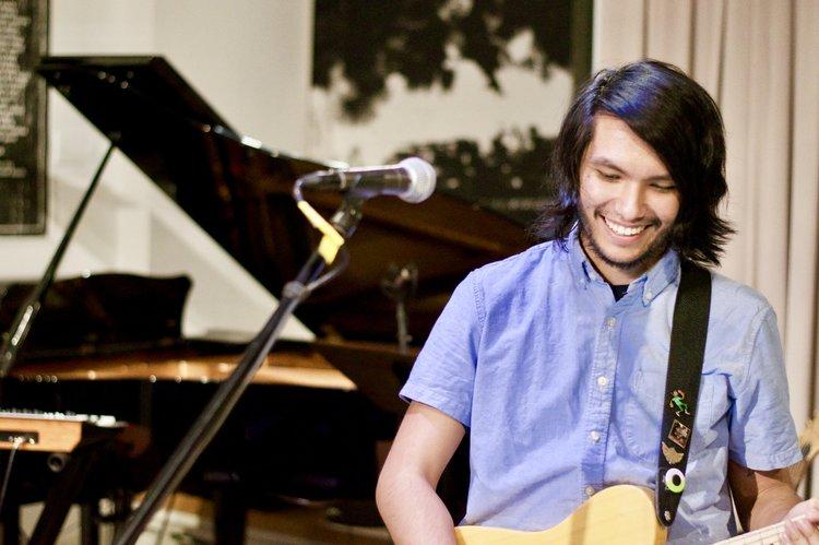 Aaron Garcia - Composer, Collaborator, Publicist, Shreddy Pal