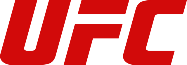The current UFC logo, in use since 2015.