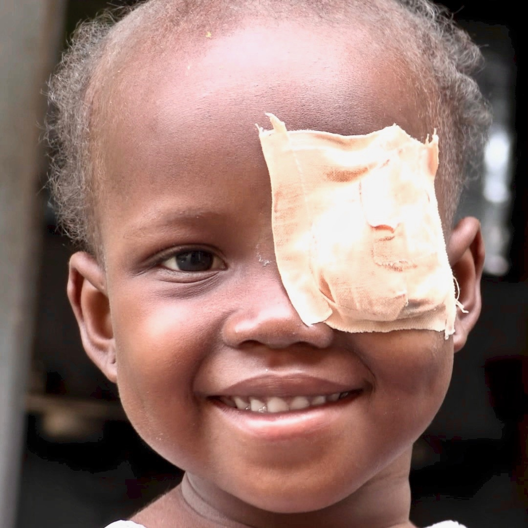 £16.50 a month - A regular gift of £16.50 can cover the costs of a seriously ill child in either Myanmar or Ghana getting to and from their treatment every month.