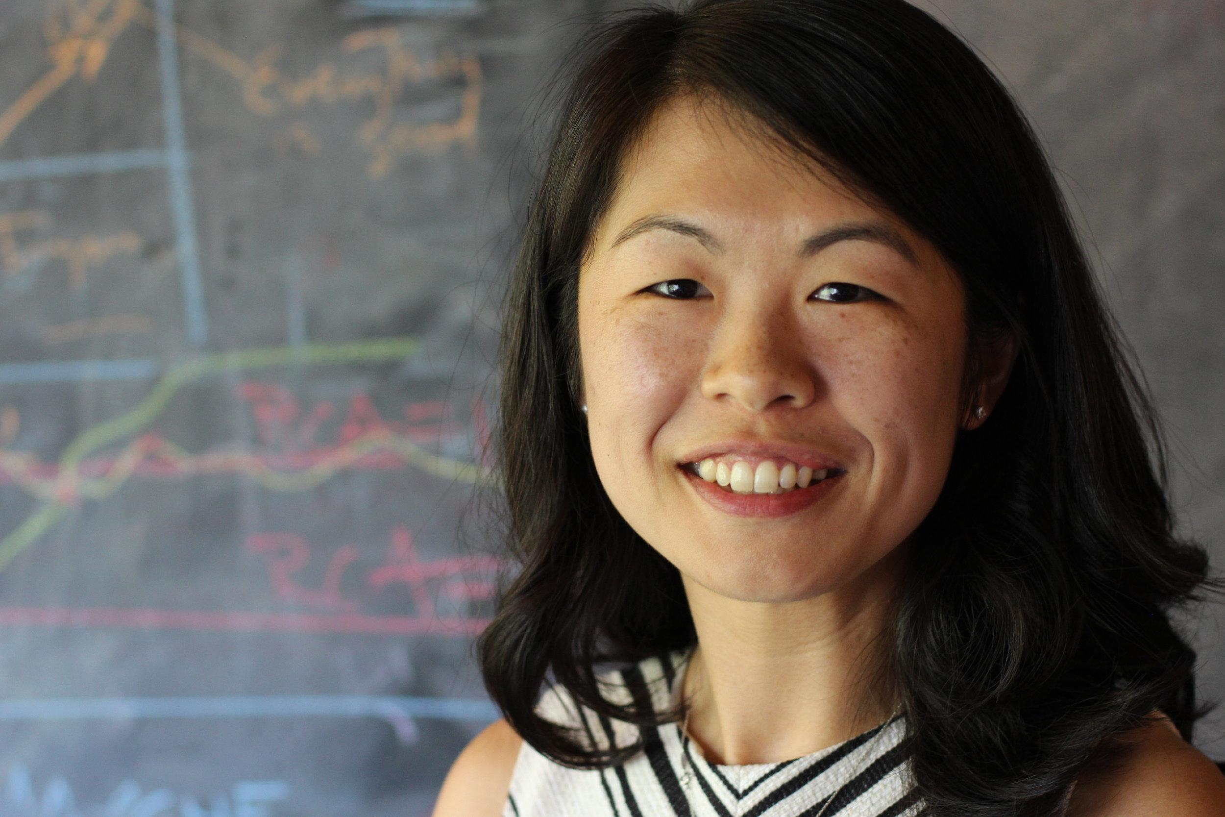 Amy Yu (Masters 2014)