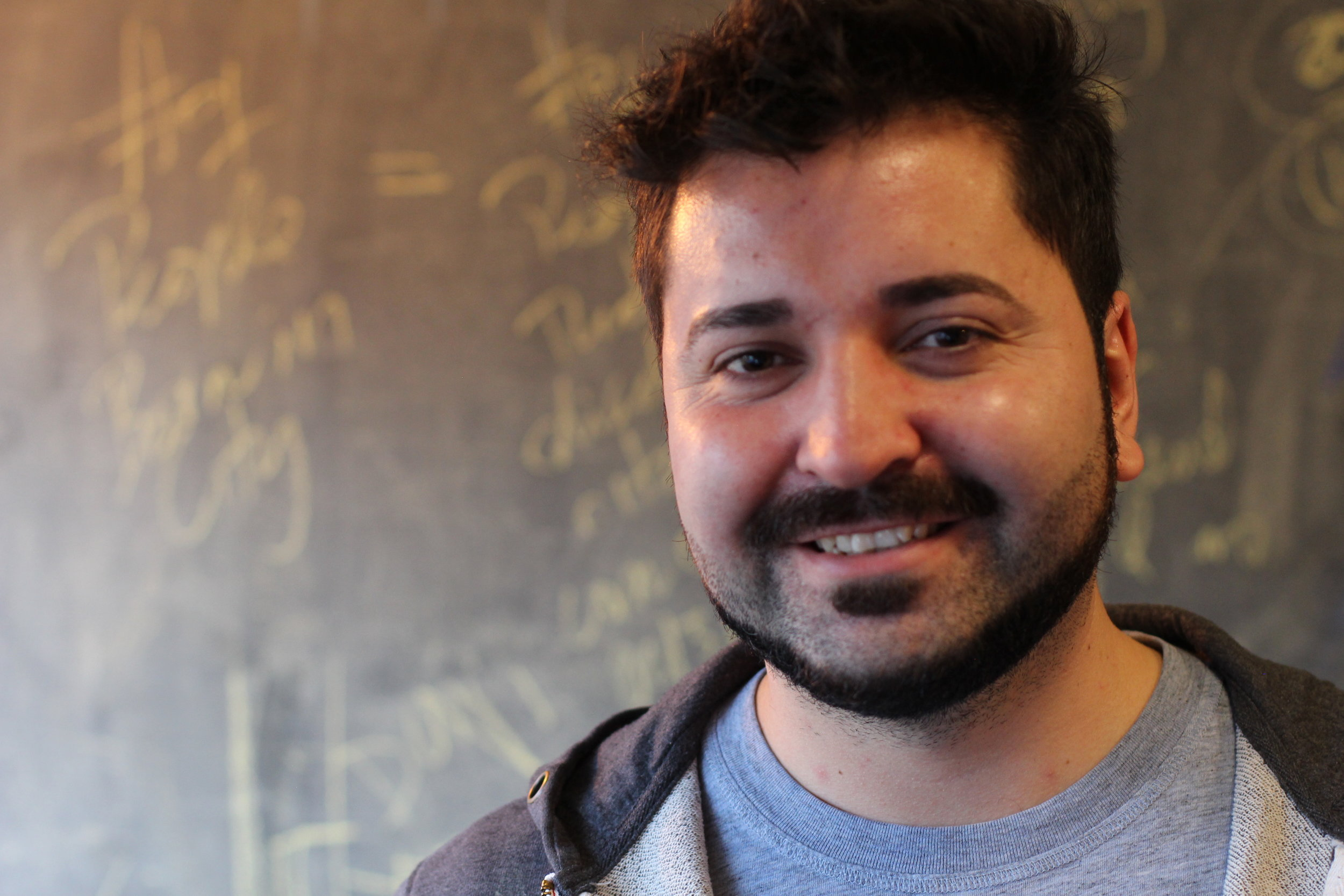 Cristian Candia (Visiting PhD)