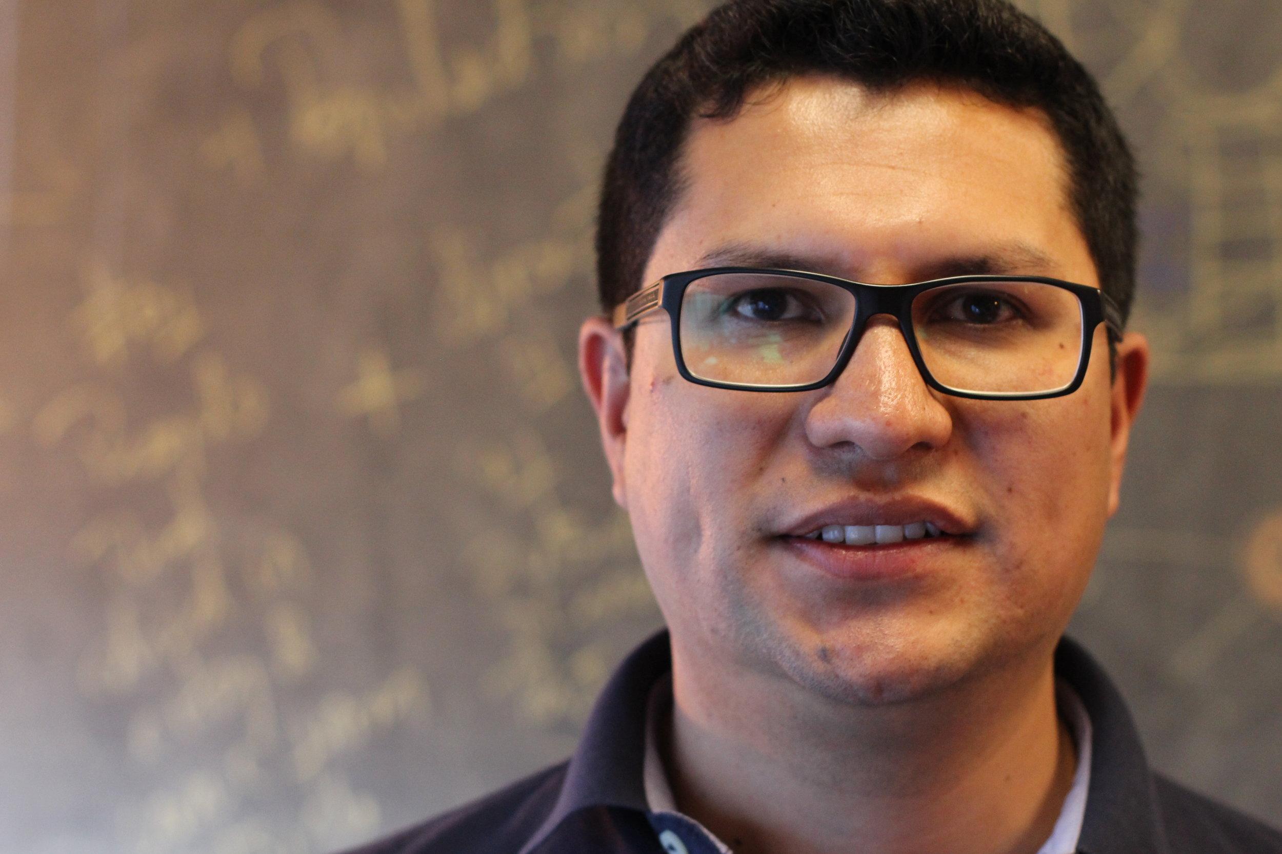 Pablo Astudillo (Visiting PhD)