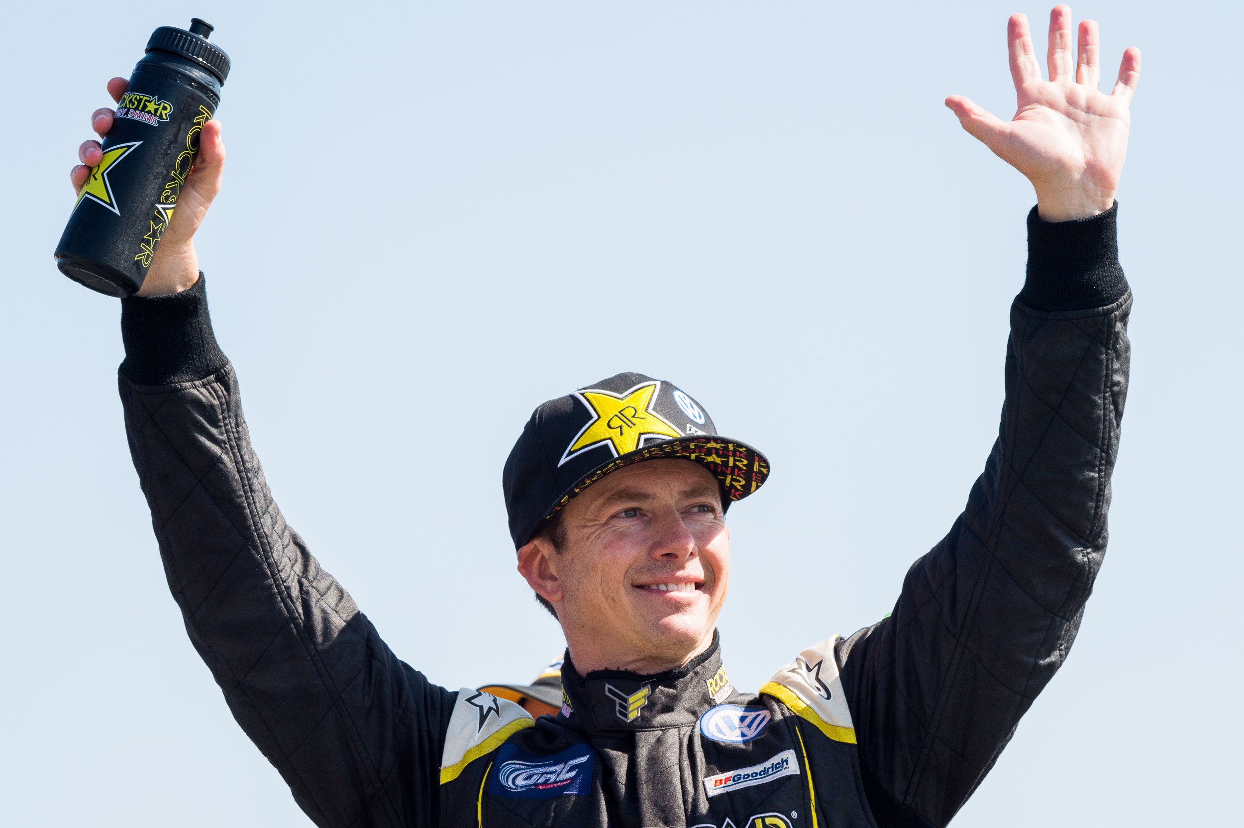 2017 Red Bull GRC Los Angeles Race Champion: Tanner Foust    Volkswagen Andretti Rallycross