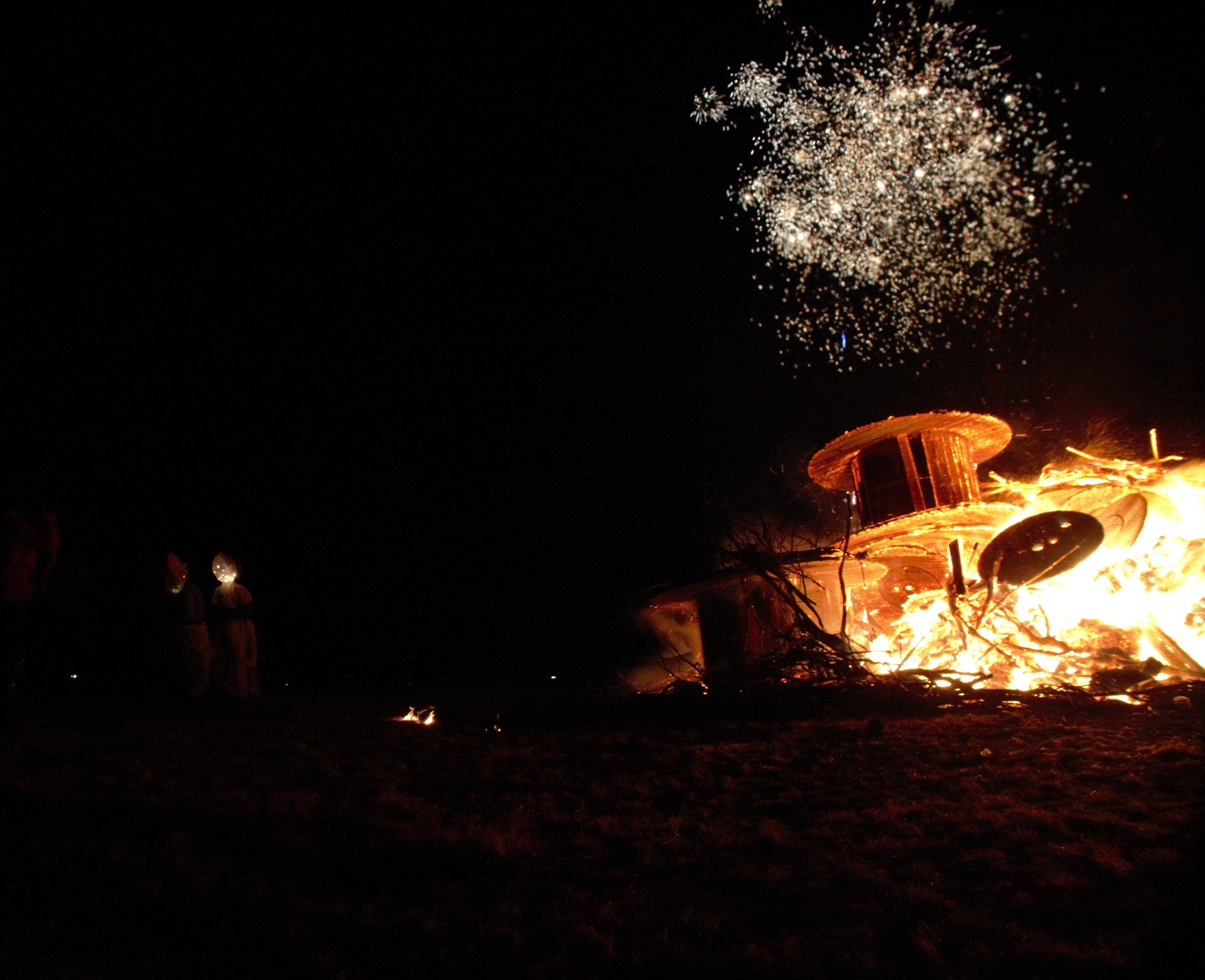 Bonfireworks - Lucas Fried