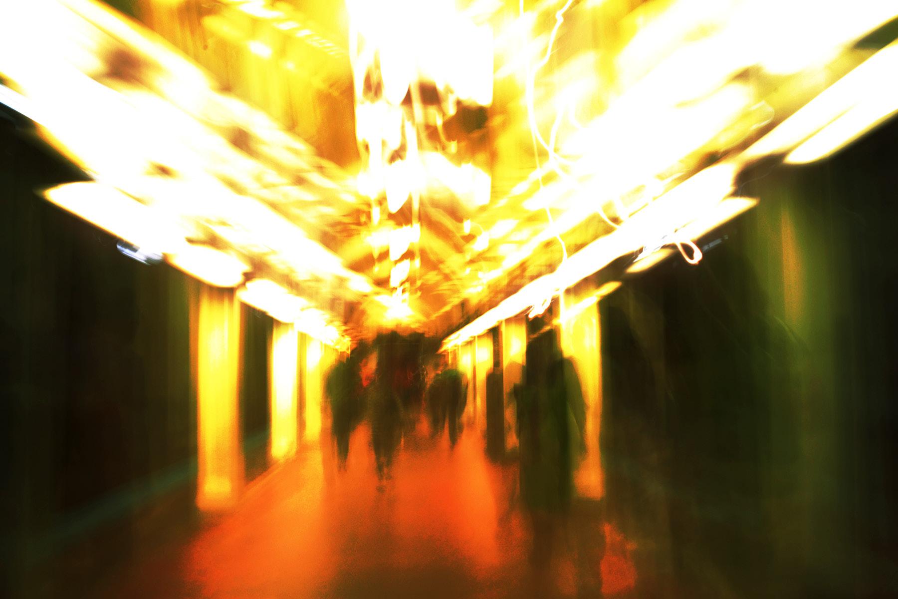 Time Tunnel - Wenli Bao