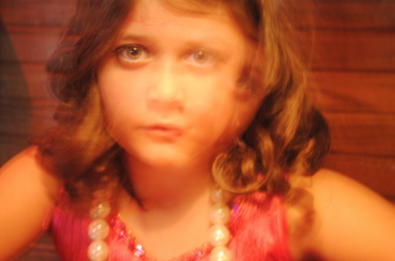 Girl in Pink - Jenna Corcoran