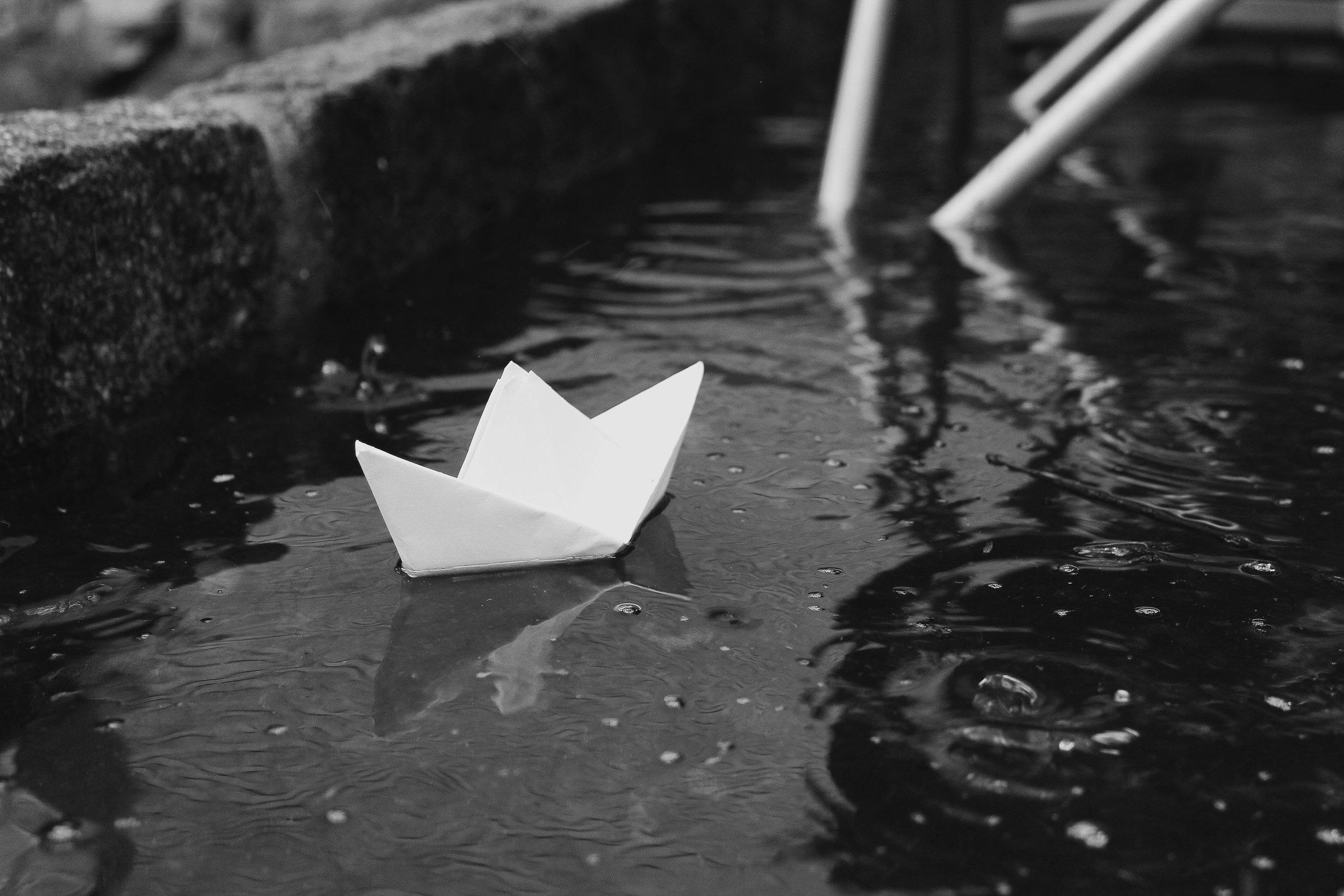 Little Toy Boat - Annabel Kiley