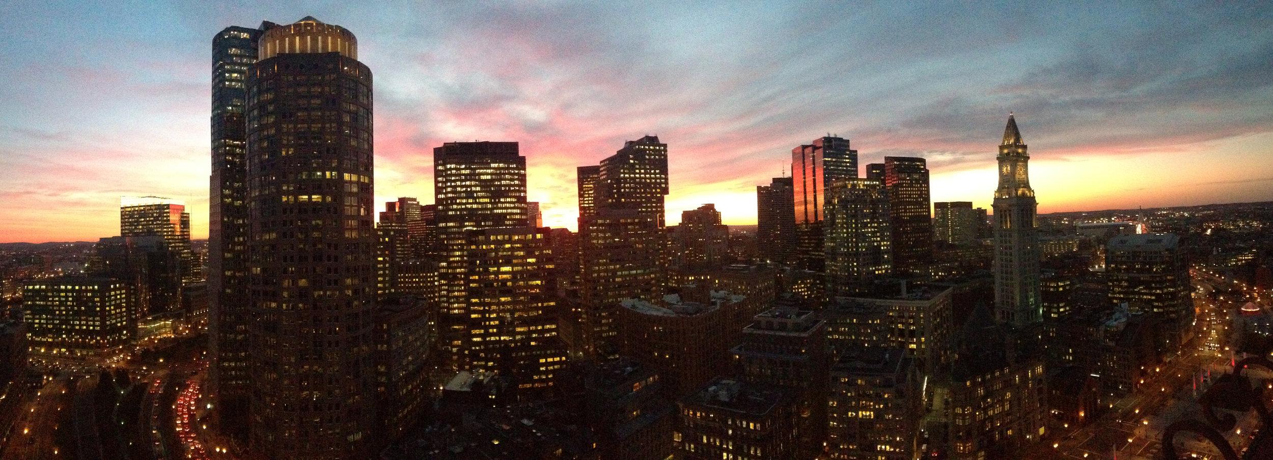 Skyline (Part Two) - Kat Capossela