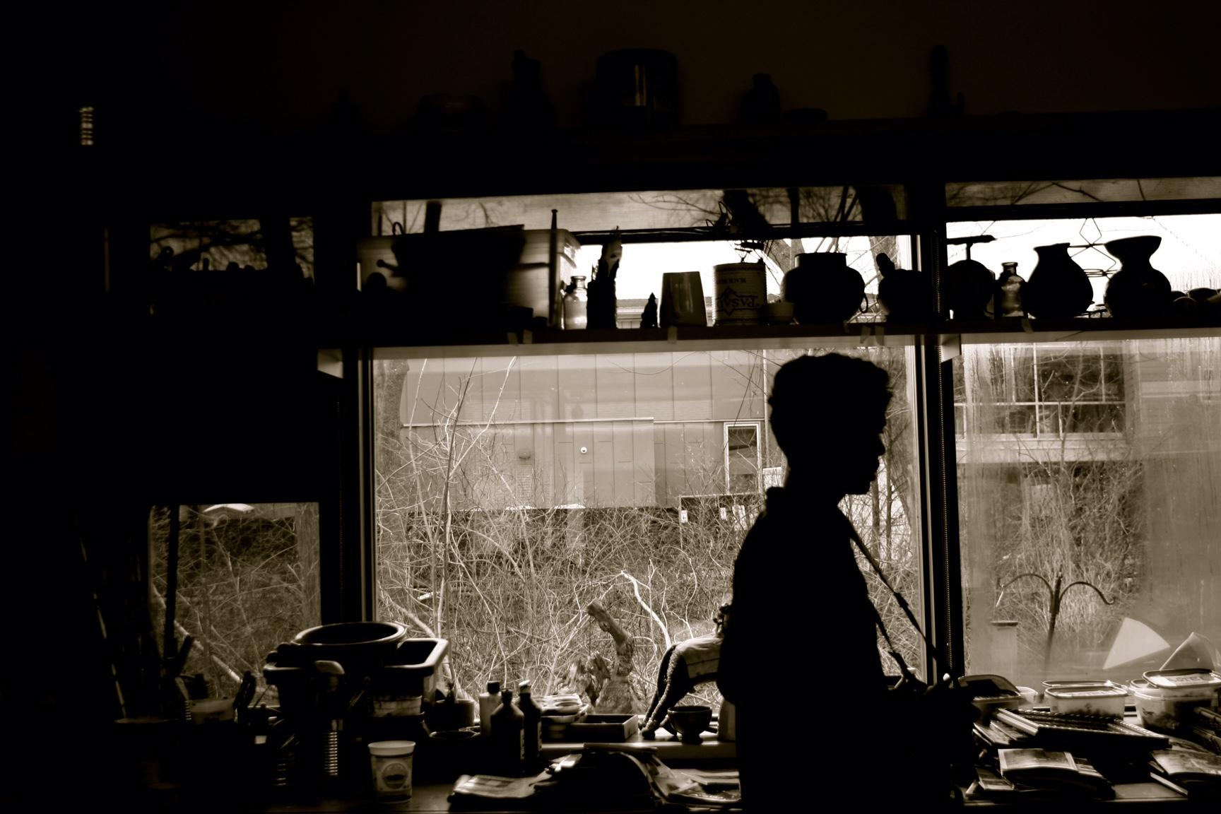 In The Studio - Talia Mirel