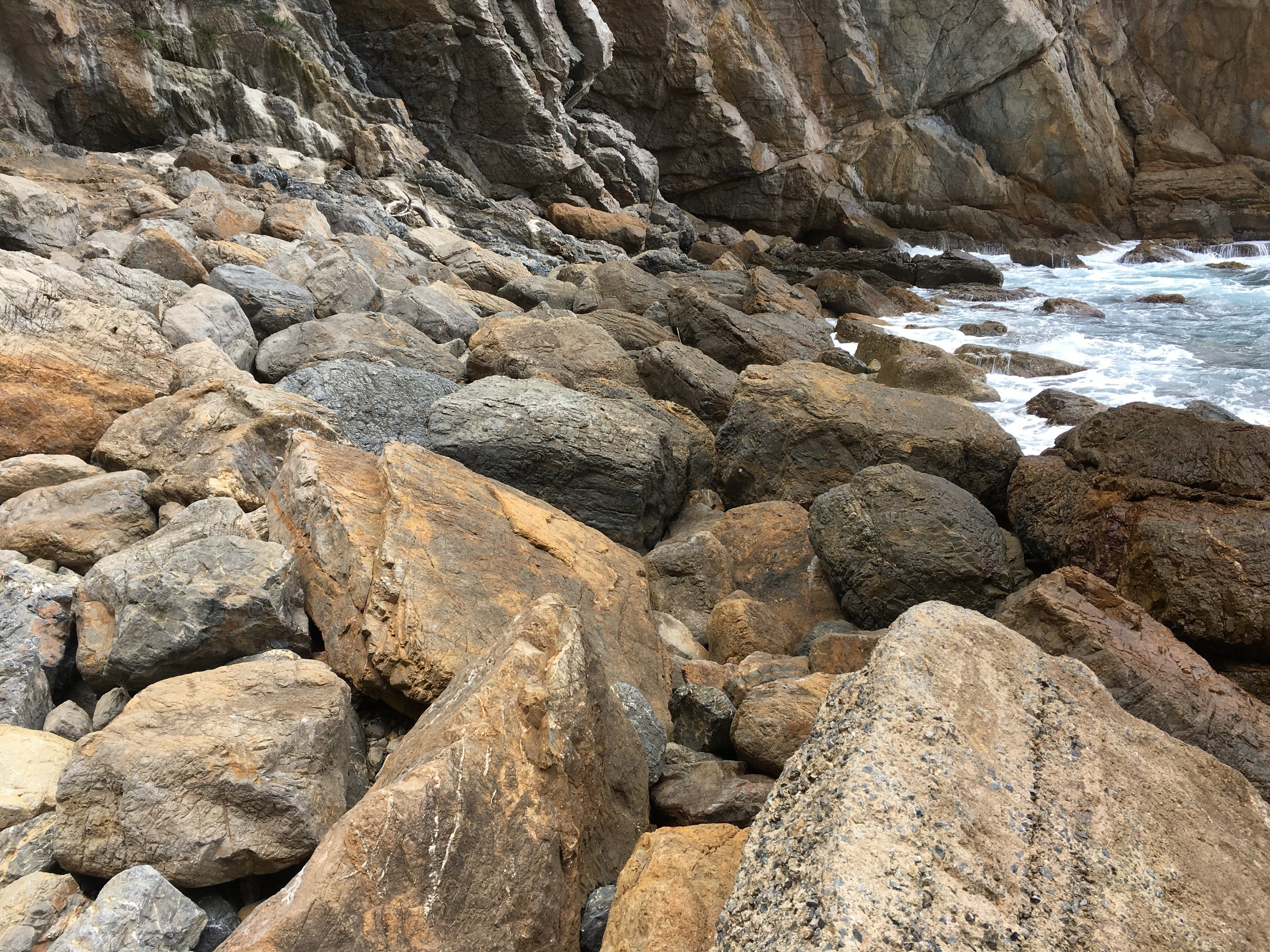 rocks - Elizabeth Bowen