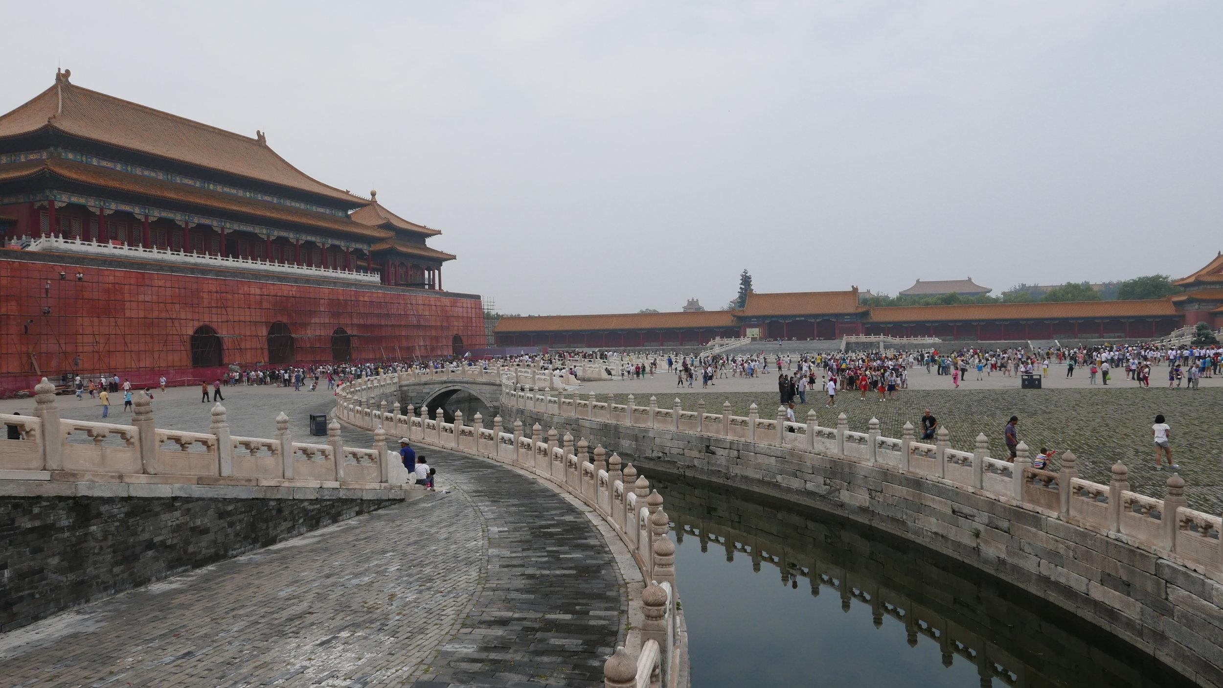 The Forbidden City - Magnus Aske