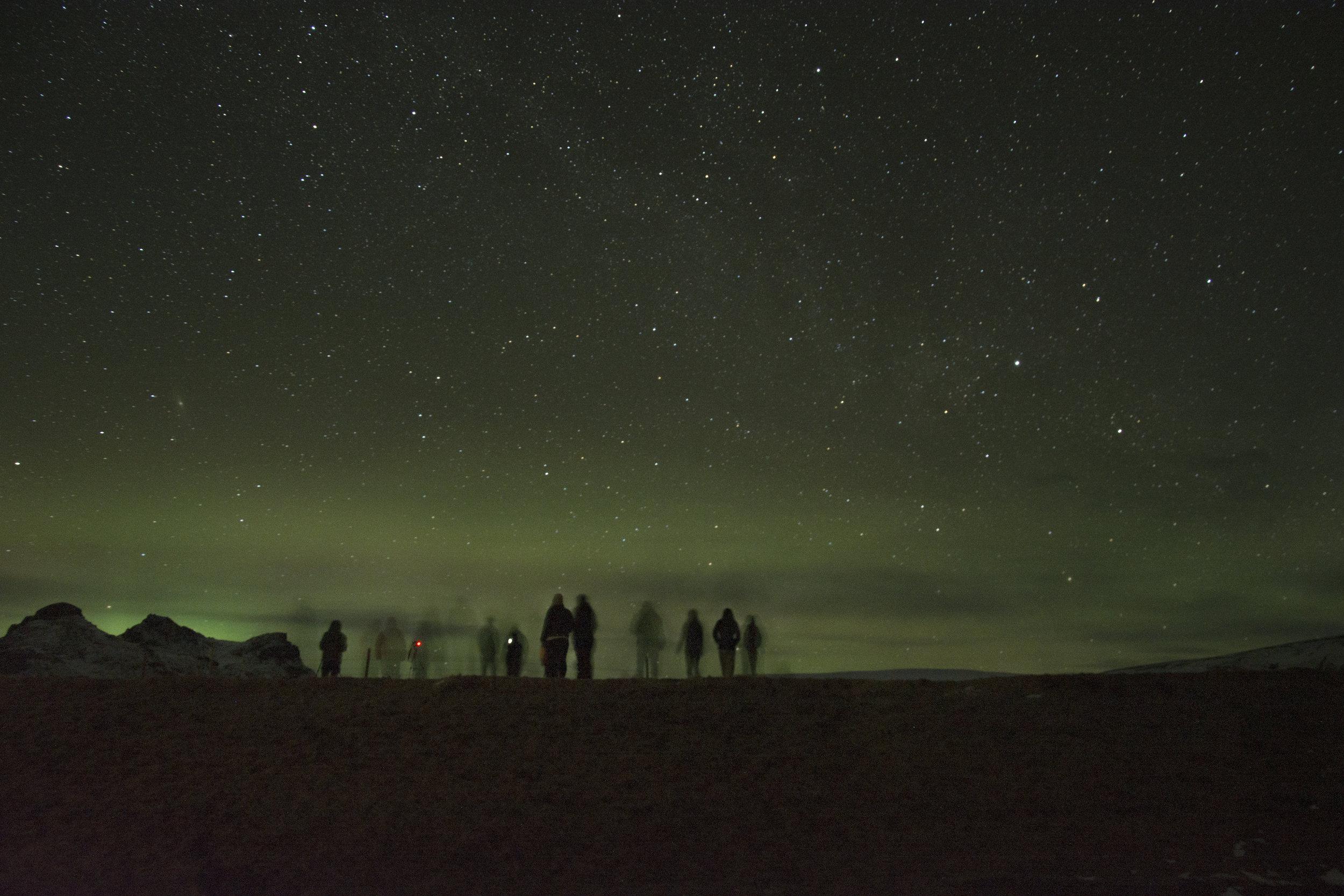 Northern Lights - Jocelyn Wang