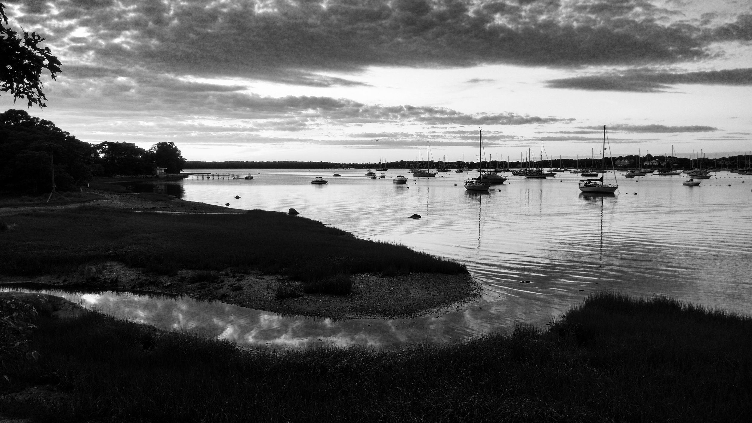 Reflecting on Cape Cod - James McCarey